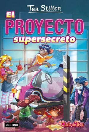 VIDA EN RATFORD 5. EL PROYECTO SUPERSECRETO
