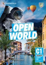 OPEN WORLD ADVANCED. WORKBOOK WITHOUT ANSWERS WITH AUDIO ENGLISH FOR SPANISH SPE