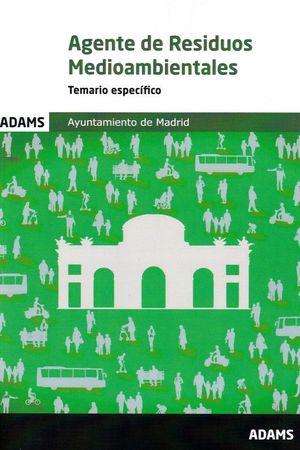 AGENTES DE RESIDUOS MEDIOAMBIENTALES