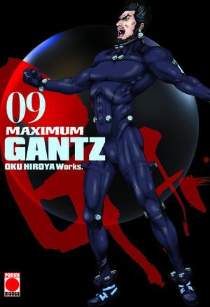 GANTZ MAX