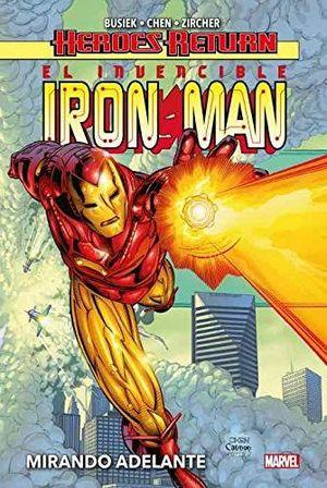EL INVENCIBLE IRON MAN 01