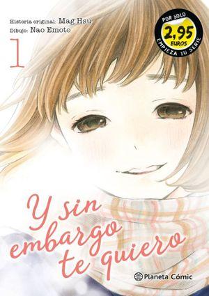 SM Y SIN EMBARGO TE QUIERO Nº 01 2,95