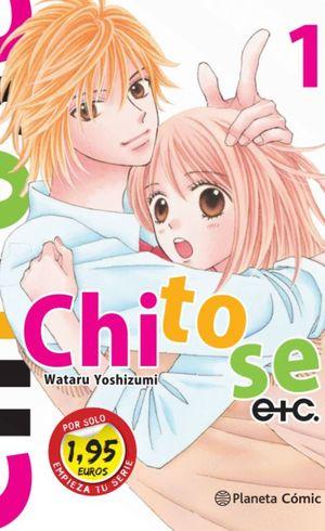 SM CHITOSE ETC Nº 01 1,95