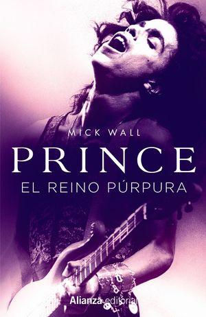 PRINCE. EL REINO PÚRPURA