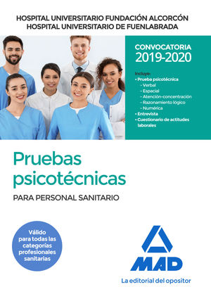 HOSPITAL UNIVERSITARIO FUNDACIÓN ALCORCÓN Y HOSPITAL UNIVERSITARIO DE FUENLABRAD