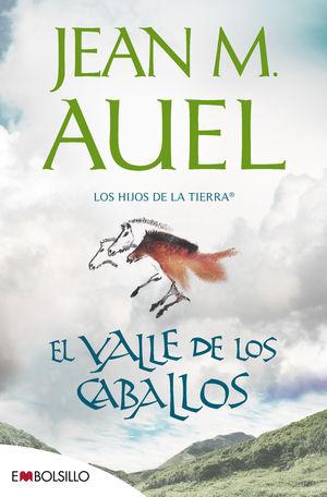 EL VALLE DE LOS CABALLOS (Bolsillo 2011)
