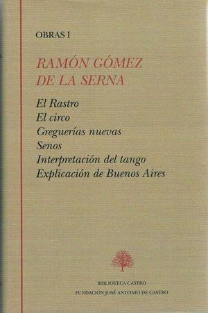 EL RASTRO ; EL CIRCO ; GREGUERÍAS ; SENOS ; INTERPRETACIÓN DEL TANGO ; EXPLICACI