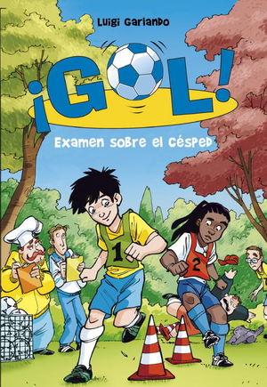 GOL 22. EXAMEN SOBRE EL CÉSPED