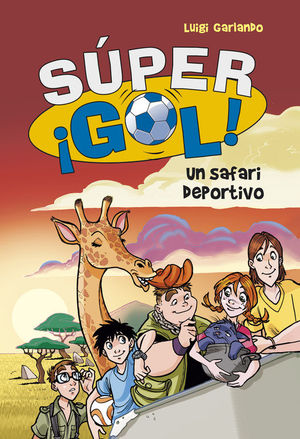 SUPERGOL 3. UN SAFARI DEPORTIVO