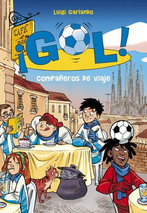 GOL 24. COMPAÑEROS DE VIAJE