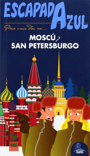 MOSCÚ Y SAN PETERSBURGOESCAPADA AZUL
