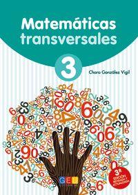 MATEMÁTICAS TRANSVERSALES, 3 EDUCACIÓN PRIMARIA
