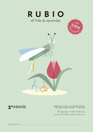 VACACIONES RUBIO (3.º DE INFANTIL)