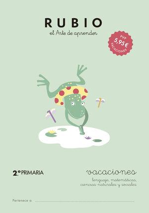 RUBIO VACACIONES 2 PRIMARIA