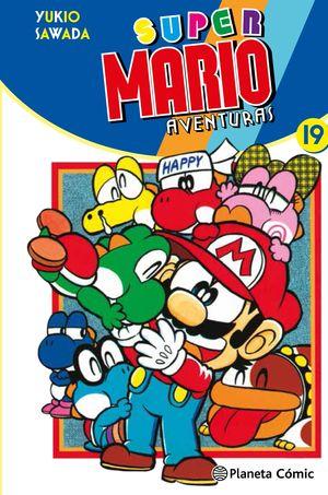 SUPER MARIO Nº 19