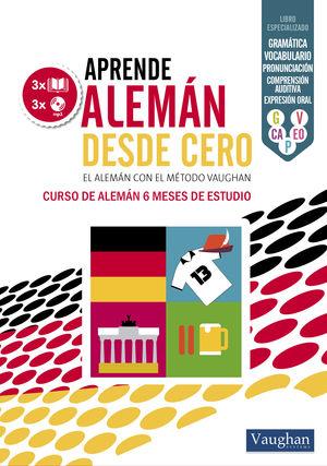 APRENDE ALEMÁN DESDE CERO