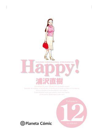 HAPPY! Nº 12