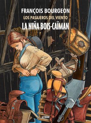 LA NIÑA BOIS-CAIMÁN