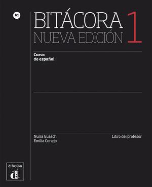 BITÁCORA 1 LIBRO DEL PROFESOR. A1