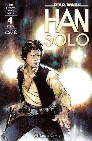 STAR WARS HAN SOLO Nº 04