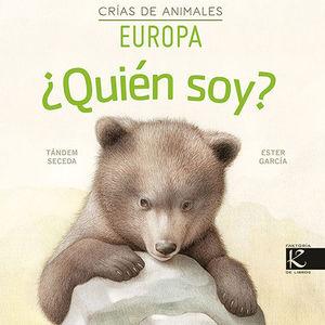 ¿QUIÉN SOY? CRÍAS DE ANIMALES - EUROPA