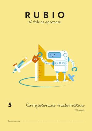 COMPETENCIA MATEMÁTICA RUBIO 5