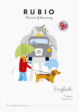 RUBIO ENGLISH 11 YEARS BEGINNER