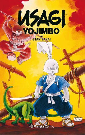 USAGI YOJIMBO FANTAGRAPHICS COLLECTION Nº 02