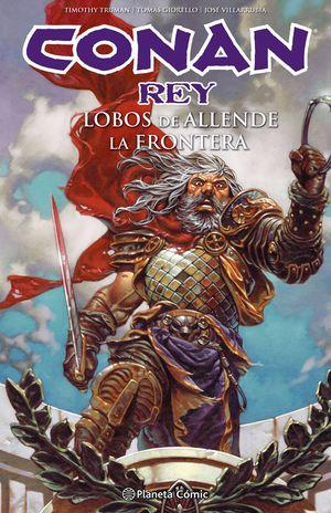 CONAN REY LOBOS DE ALLENDE LA FRONTERA