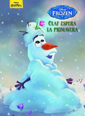 FROZEN. OLAF ESPERA LA PRIMAVERA