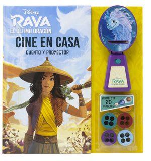 RAYA Y EL ÚLTIMO DRAGÓN. CINE EN CASA