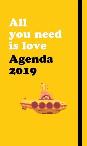 AGENDA ANUAL BEATLES 2019