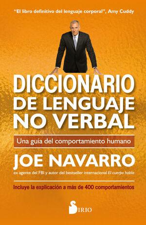 DICCIONARIO DE LENGUAJE NO VERBA