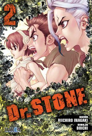 DR. STONE 02