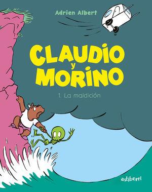 CLAUDIO Y MORINO 01. LA MALDICION