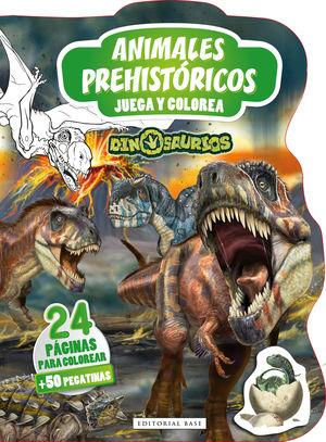 DINOSAURIOS - ANIMALES PREHISTORICOS