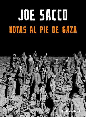 NOTAS AL PIE DE GAZA (TB)
