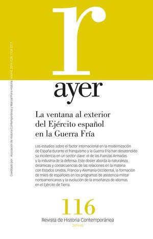 LA VENTANA AL EXTERIOR DEL EJÉRCITO ESPAÑOL EN LA GUERRA FRÍA