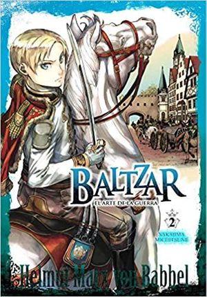 BALTZAR: EL ARTE DE LA GUERRA 02