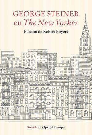 GEORGE STEINER EN THE NEW YORKER