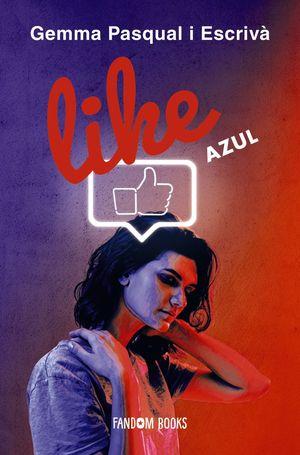 LIKE. AZUL