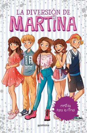 DIVERSION MARTINA 9.ELEGIDA PARA LA FINA