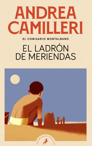 EL LADRÓN DE MERIENDAS (COMISARIO MONTALBANO 3)