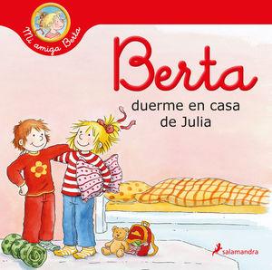 BERTA DUERME EN CASA DE JULIA