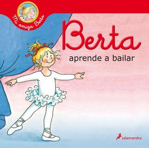 BERTA APRENDE A BAILAR