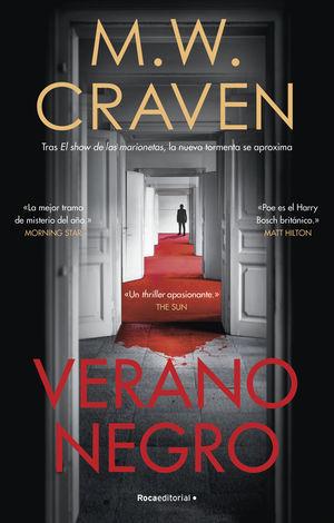 VERANO NEGRO (SERIE WASHINGTON POE 2)