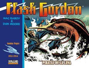 FLASH GORDON 1951-1954