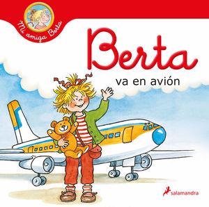 BERTA VA EN AVIÓN (MI AMIGA BERTA)