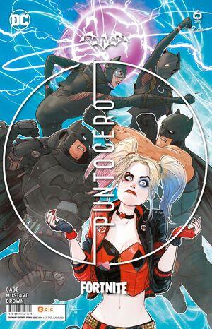 BATMAN/FORTNITE: PUNTO CERO NUM. 06 DE 6