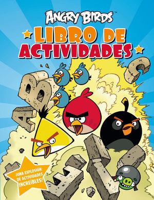 ANGRY BIRDS. LIBRO DE ACTIVIDADES